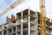 picture of high-rise  - Concrete high - JPG