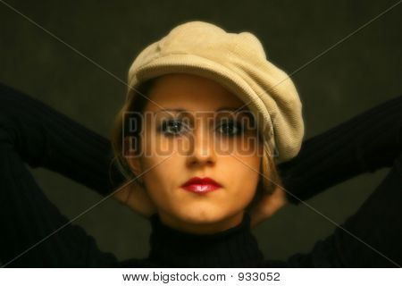 Portrait In Hat