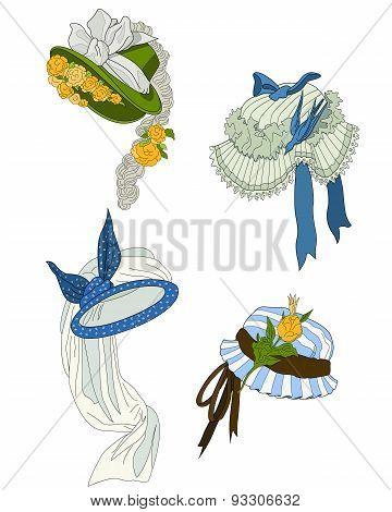 4 Cappelli