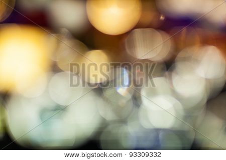 Brilliant Blurred Bokeh