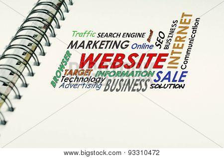 Website Text - Business Concept