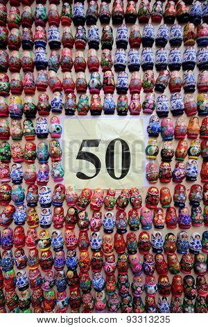 Nested Dolls 50
