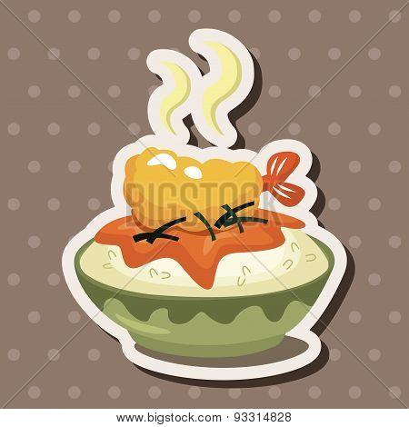 Shrimp Meal Theme Elements