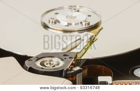 The Hard Disk.