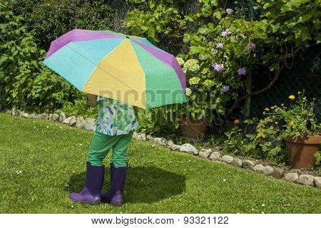 Sunny Rainy Day