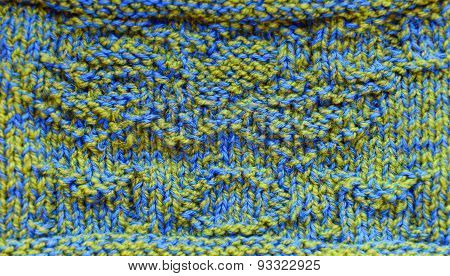 Abstract Background. Manual Knitting