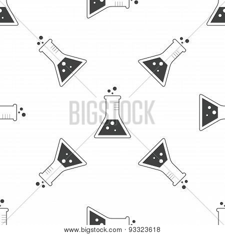Conical flask pattern