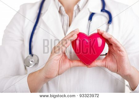 Cardiology Care,health, Protection And Prevention.