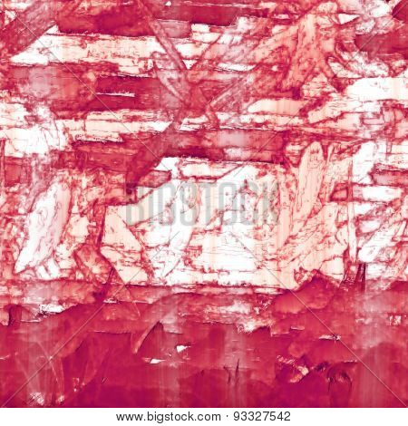 Abstract Background Or Texture In Red