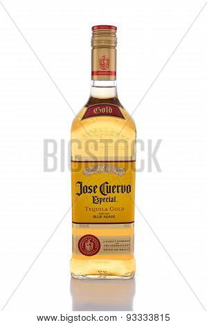 Ose Cuervo Gold Tequila