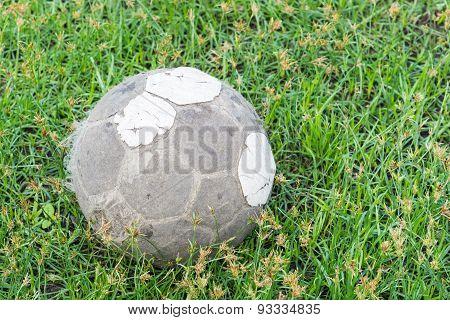 Very Old Football Football