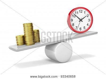 Money Time Balance
