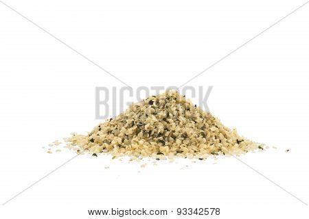 Shelled Organic Hemp Seeds