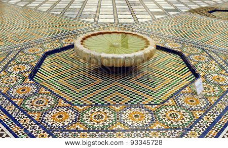 Arab Fountain