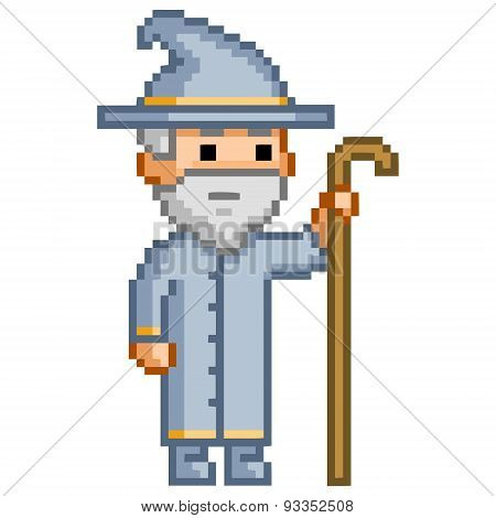 Pixel wizard for games