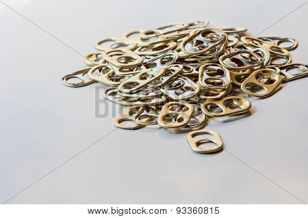 Ring Pull For Recycle