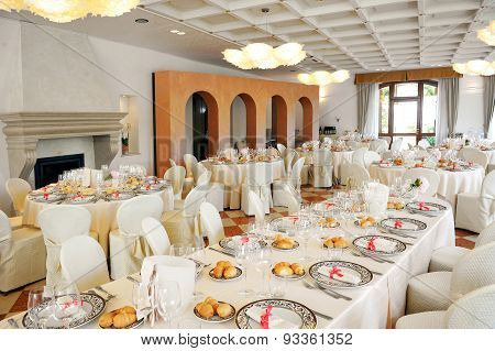 Indoors Wedding Reception Venue