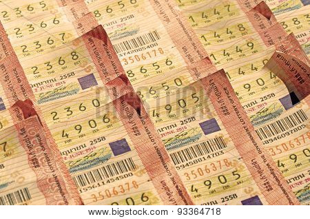 Thai Government Lottery.