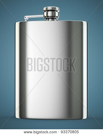 Metall Hip Flask