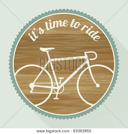 Bike emblem