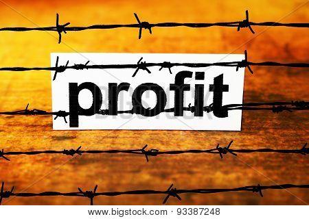No Profit Concept