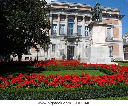 Prado Museum - Southern Entrance