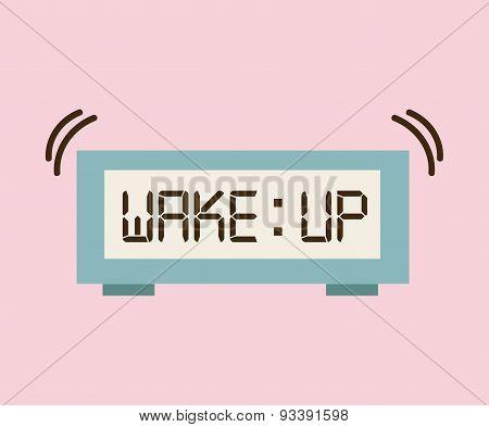 wake up design