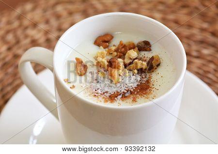 Sahlab Salep Drink