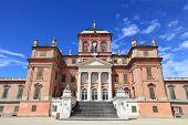 foto of turin  - Racconigi castle - JPG