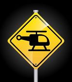 pic of helicopters  - helicopter icon design - JPG
