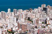 image of ipanema  - Ipanema District Aerial View - JPG