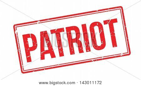Patriot Rubber Stamp