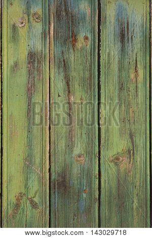 Old Planks Background