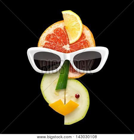 Fruity Picasso.