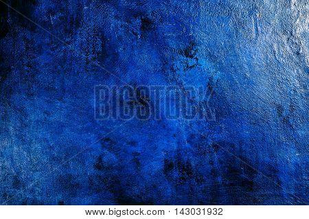 Shiny Blue Surface