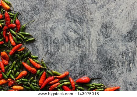 Manado chili is one of the best chili in Indonesia