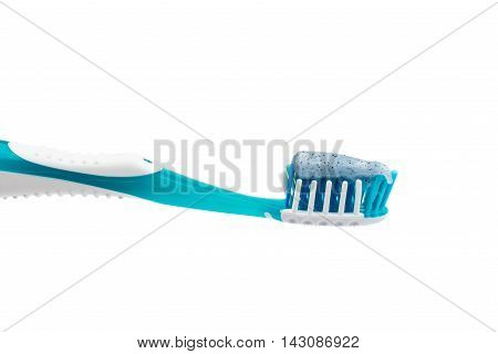 toothbrush dental equipment object on white background