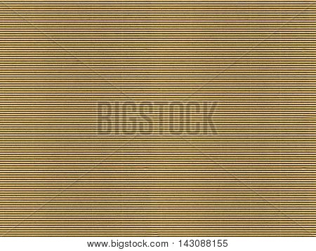 Seamless Tileable Texture - Brown Corrugated Cardboard Sepia
