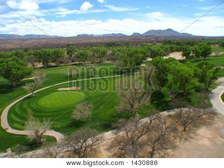 Golf Course Green