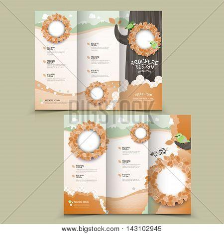 Lovely Tri-fold Brochure Design