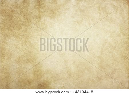 Grunge paper background. Aged paper texture for the design.