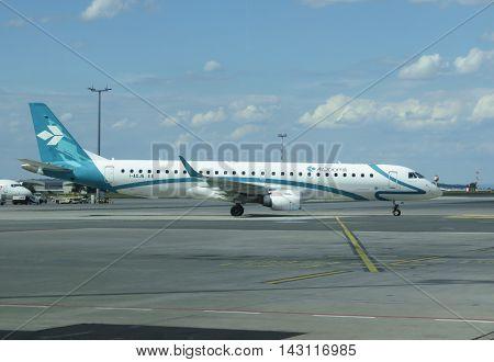Air Dolomiti Embraer Erj-195Lr (erj-190-200 Lr)