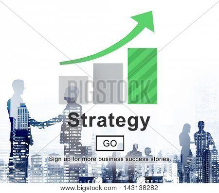 Strategy Motivation Development Planning Plan Concept