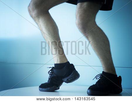 Male Cardio Dance Fit Dancer