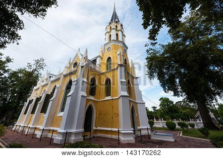 Christian Church Of Wat Niwet Thamma Prawat