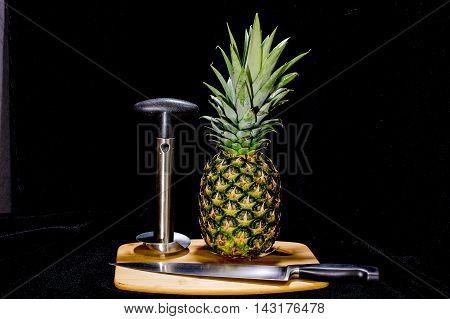 Pineaple Coring Made Easy - 2