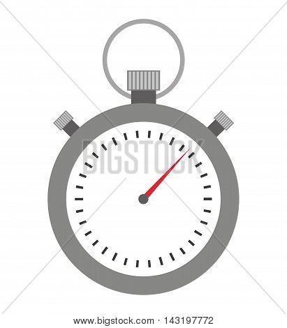 timer counter chronometer icon vector illustration design