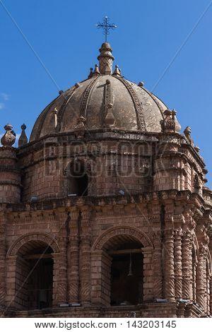 Quricancha, Templo De Santo Domingo