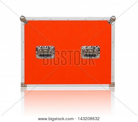 New Red Toolbox With Shadow