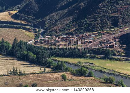 Lifestyle In The Sacred Valley Of The Incas